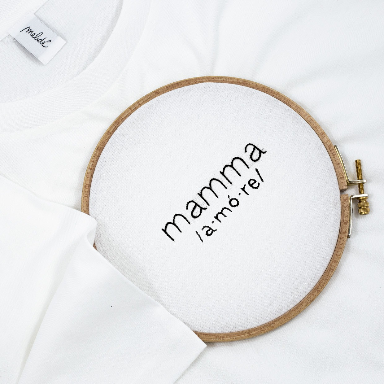 The MAMMA AMORE tee