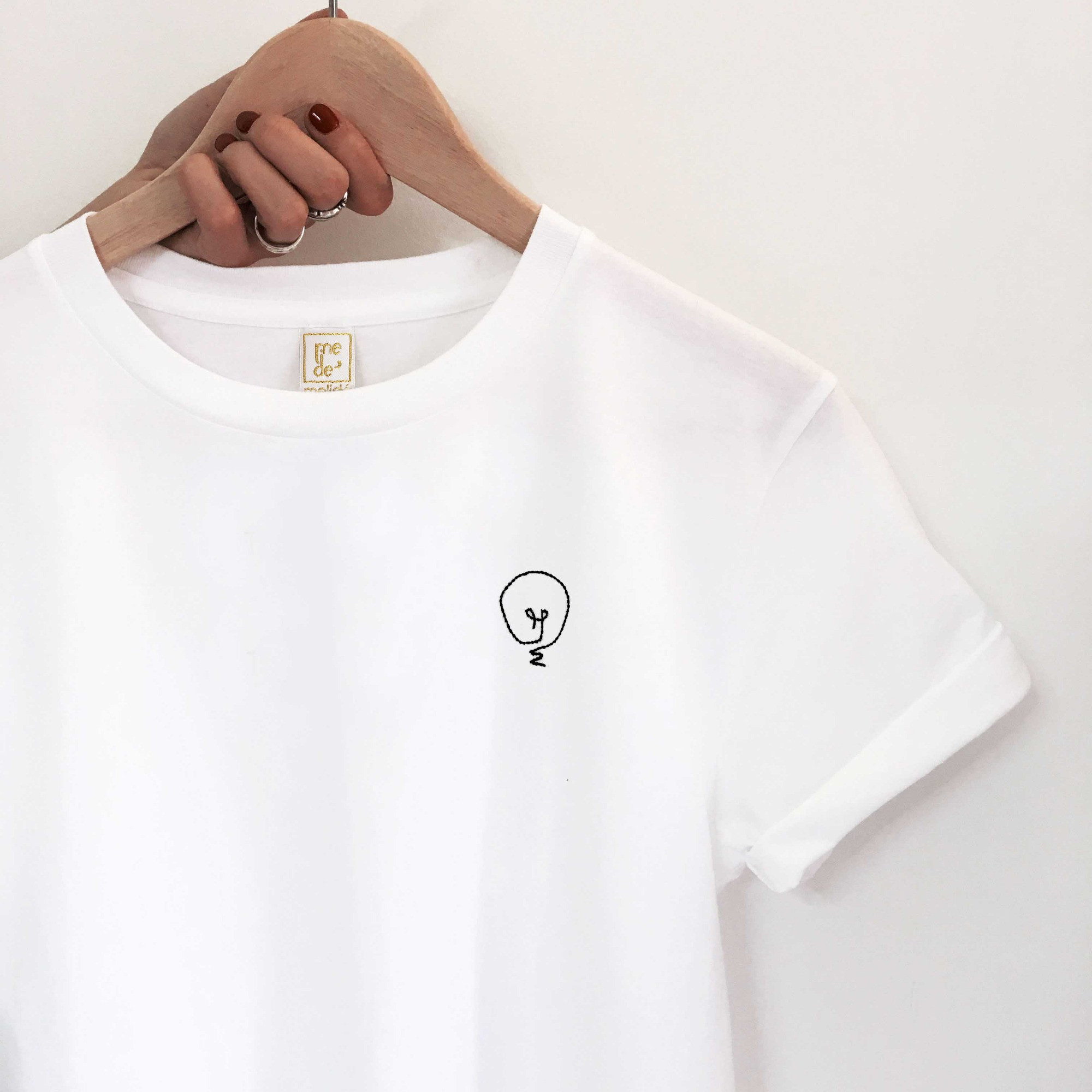 The LIGHT tee