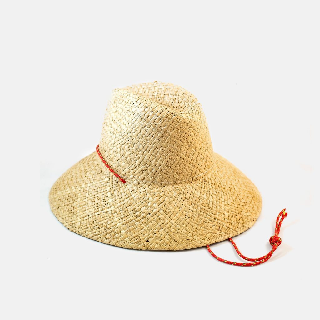 The TRAVELLER HAT - Red
