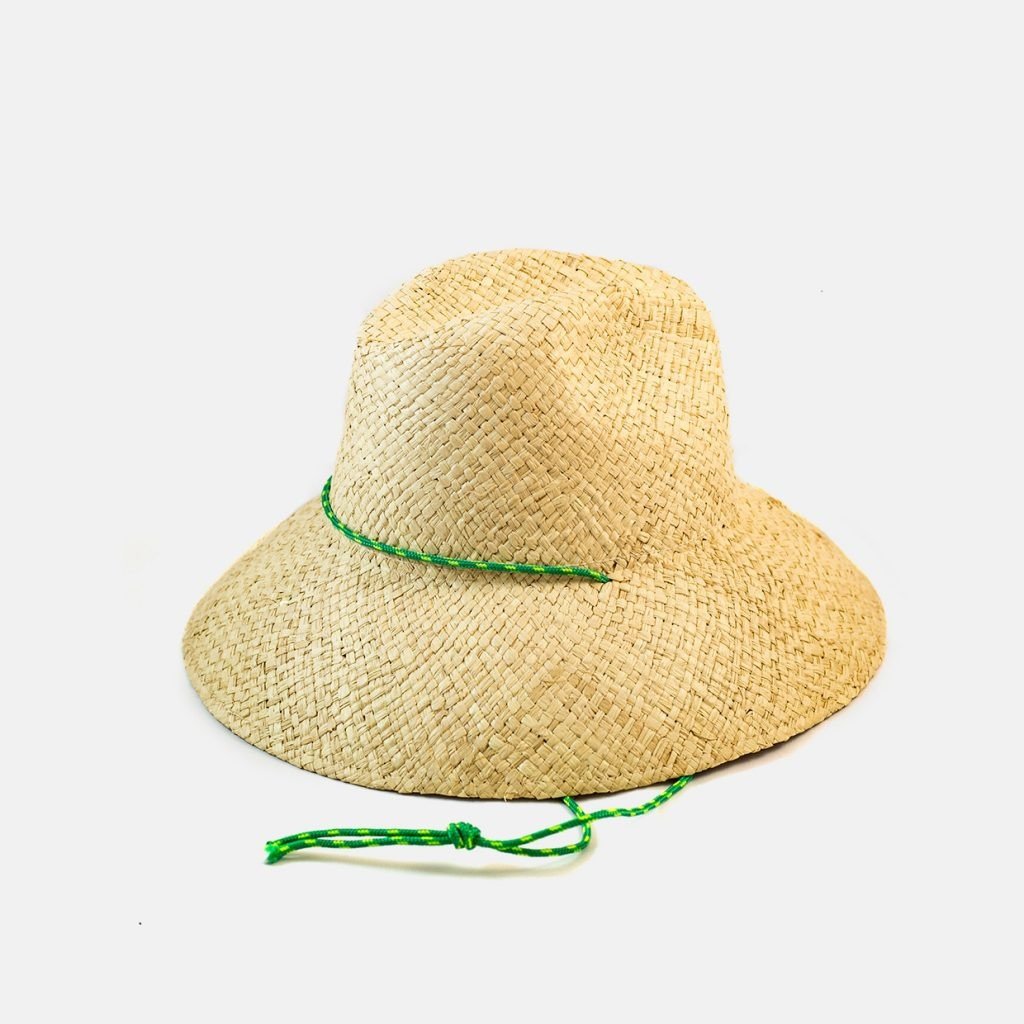 The TRAVELLER HAT - Green