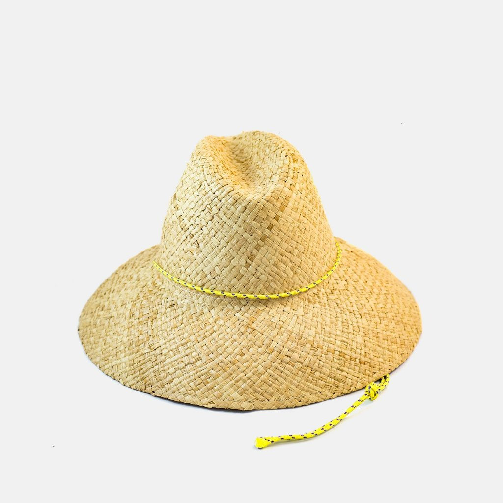 The TRAVELLER HAT - Yellow