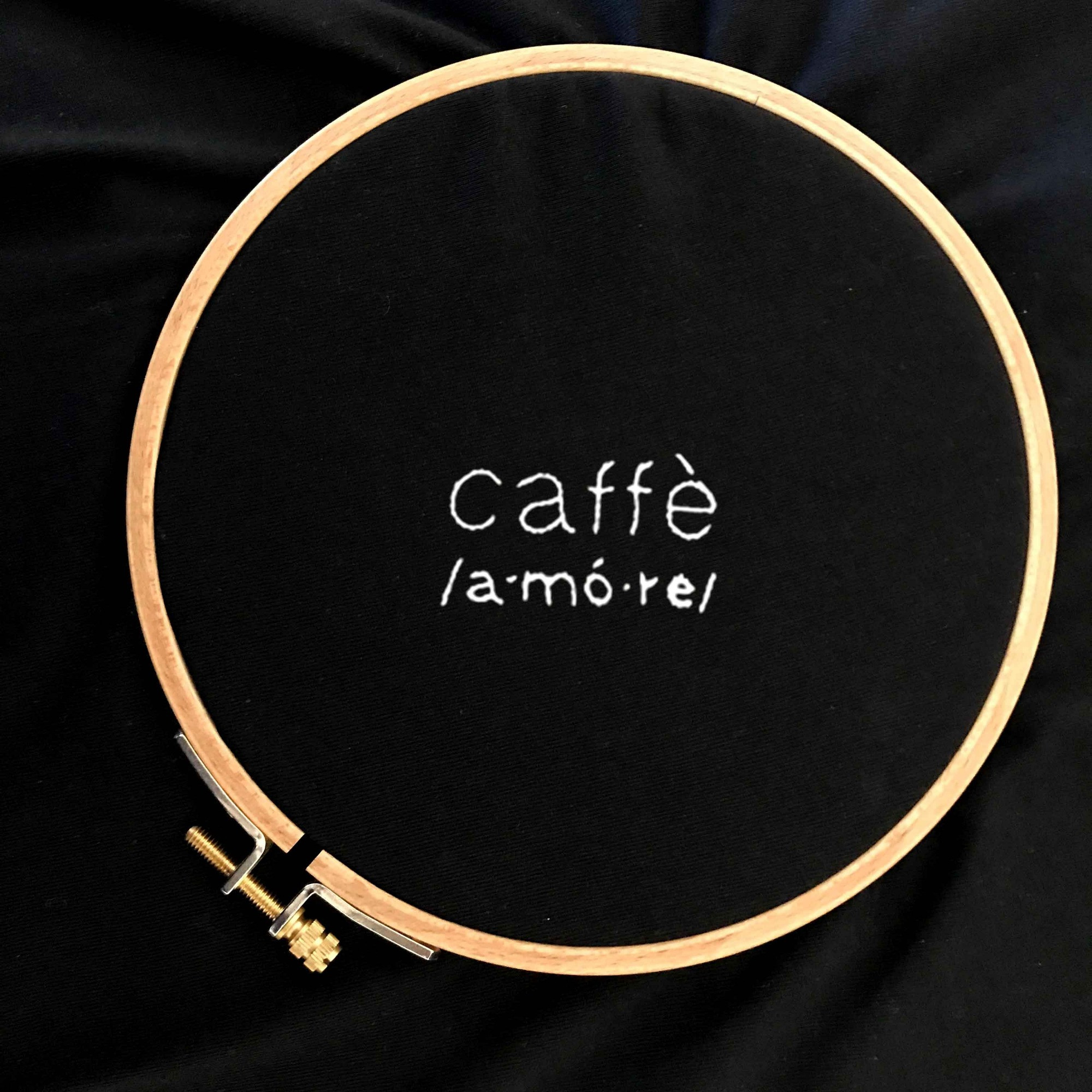The LOVE CAFFè Tee