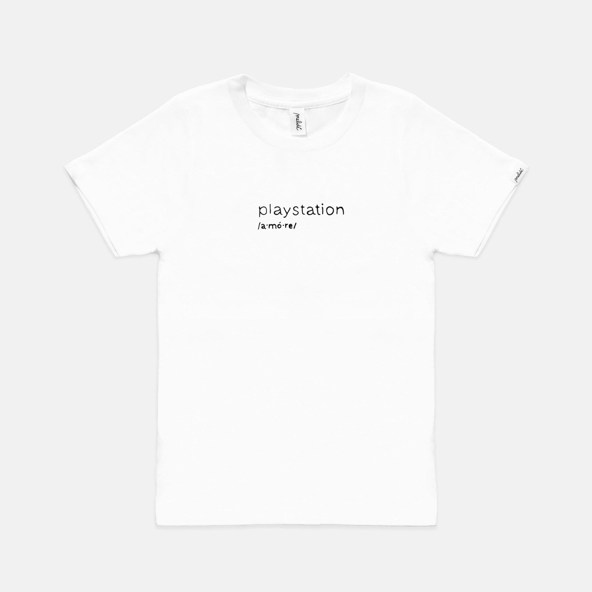 The LOVE PLAYSTATION Tee
