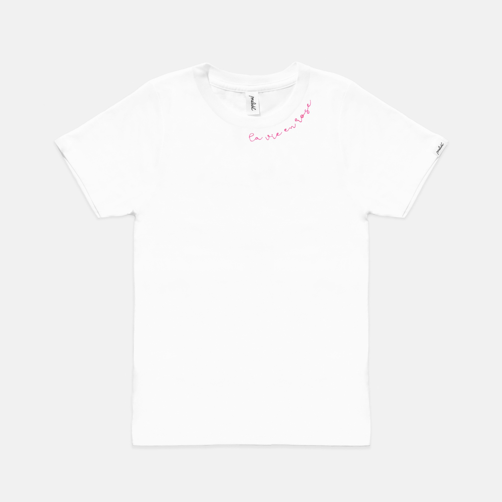 The LA VIE EN ROSE Tee