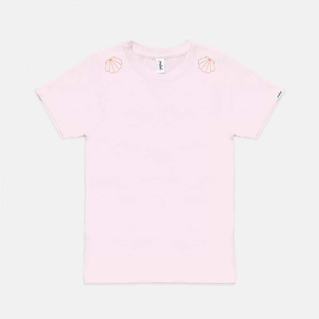 The SEASHELL tee