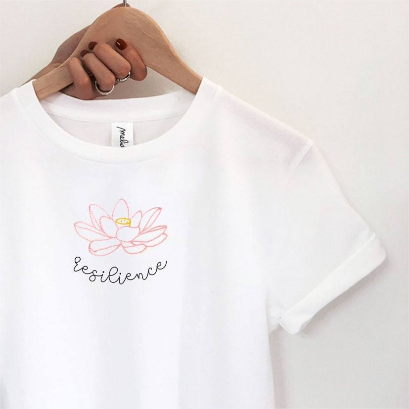 The NEW RESILIENCE tee