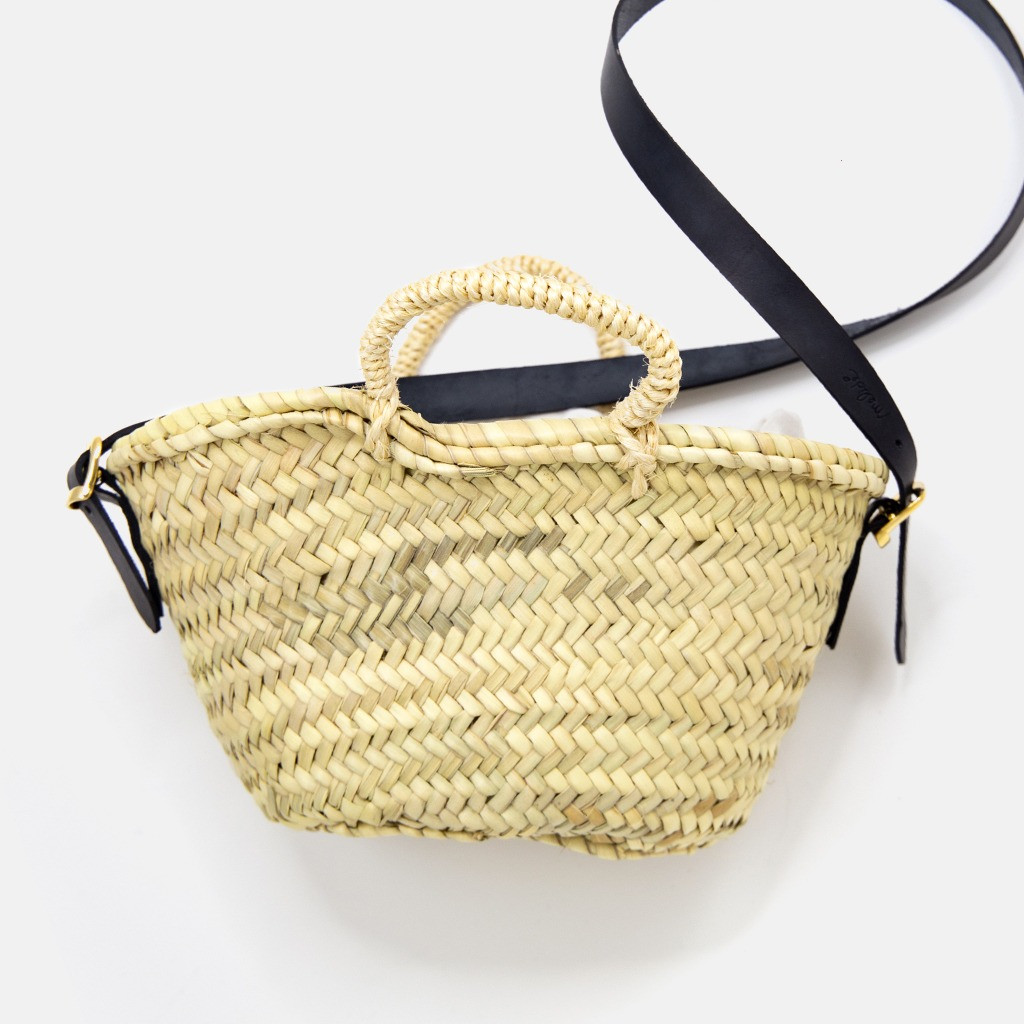 The BASKET palm bag
