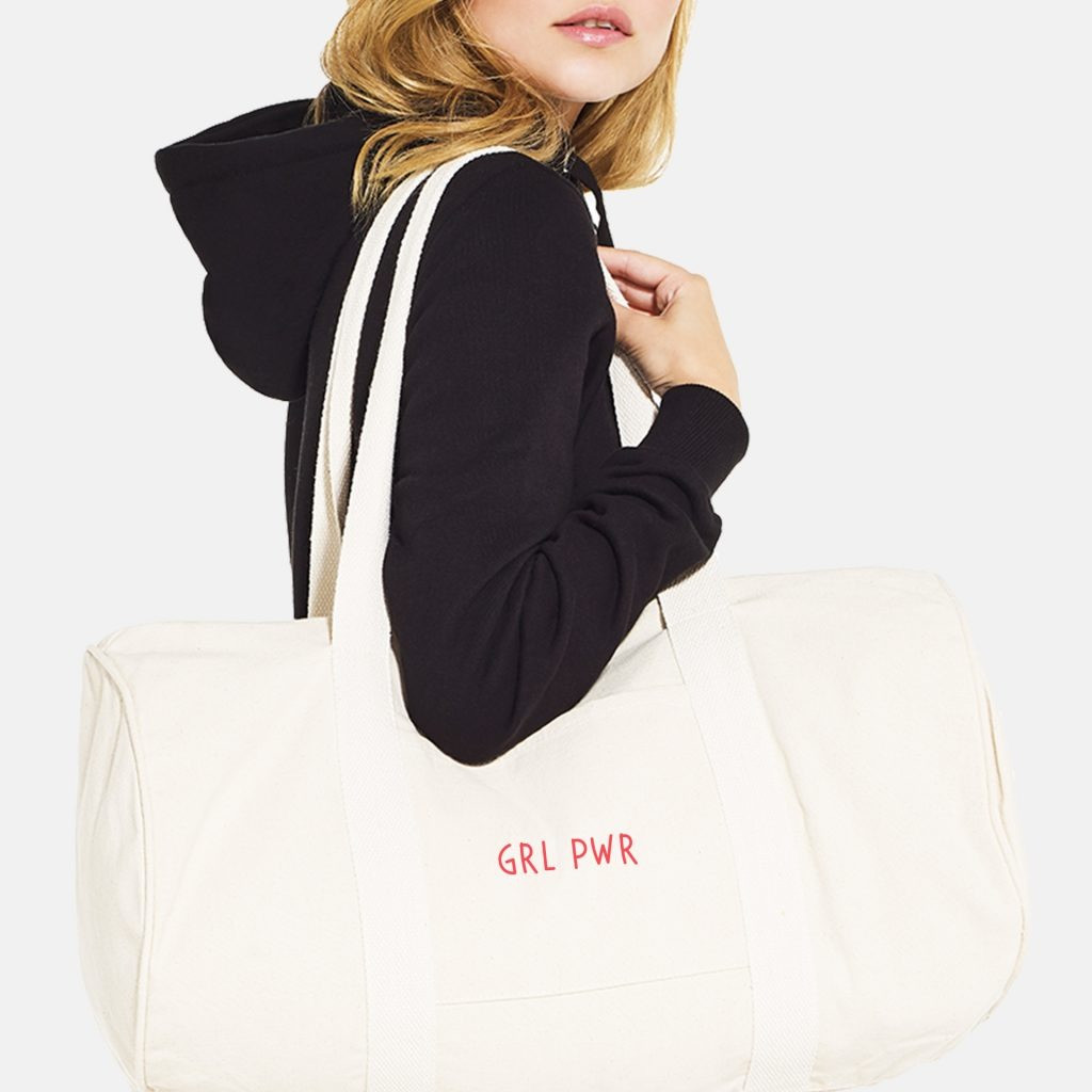 The OFF DUTY BAG - GRL POWER