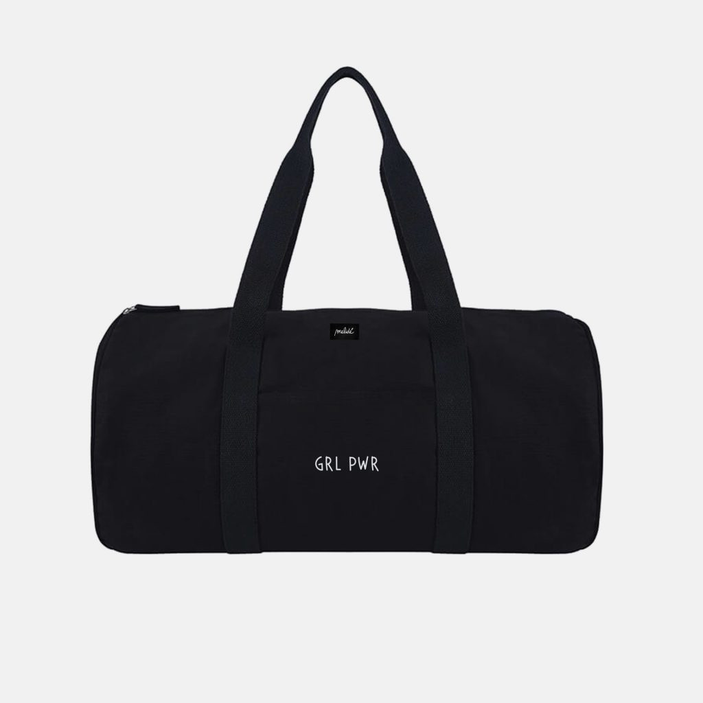 The OFF DUTY bag - GRL PWR
