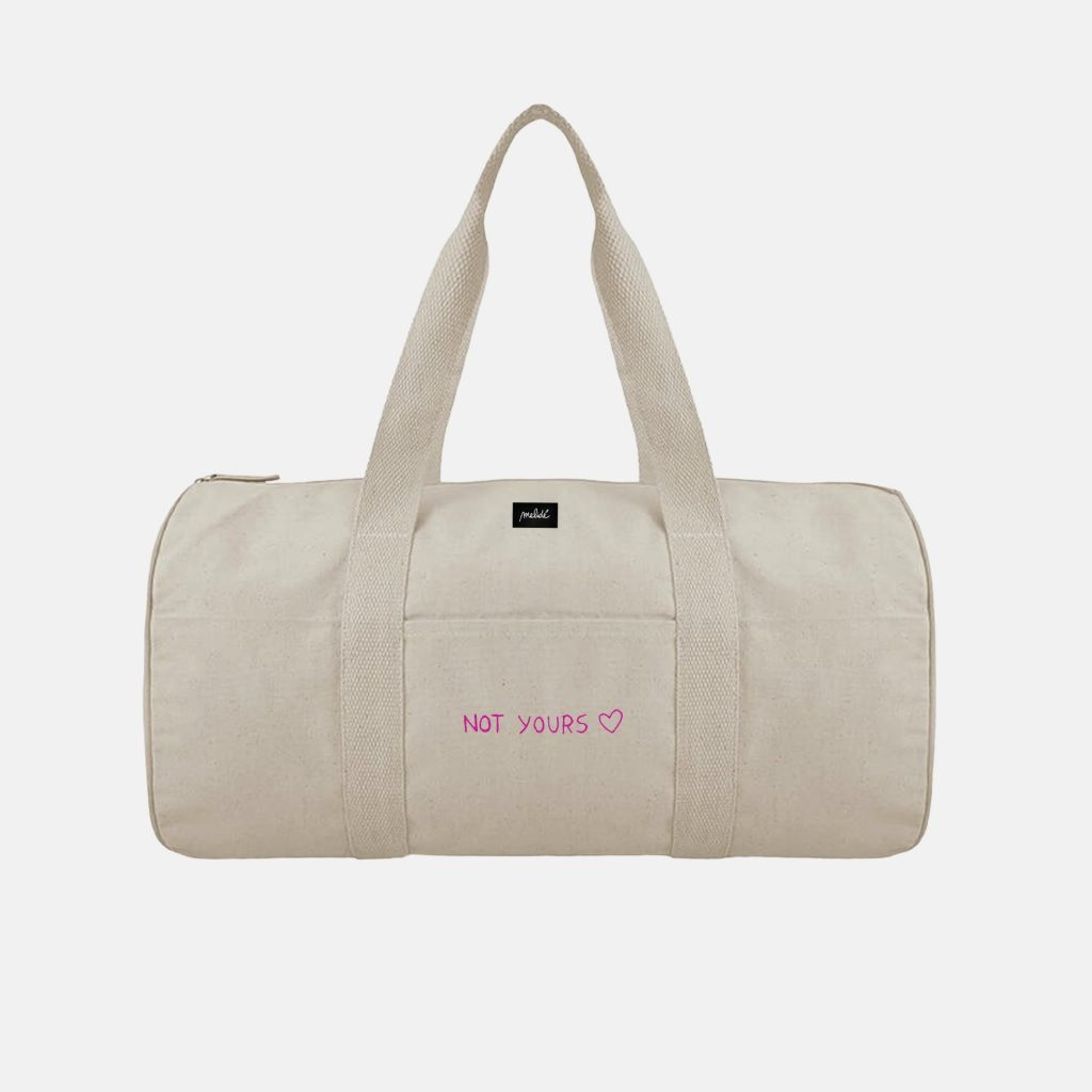 The OFF DUTY bag - NOT YOURS