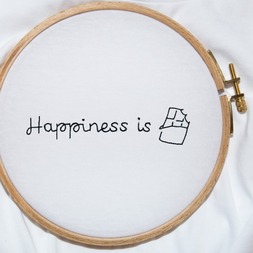 The HAPPINESS IS - Chocolate