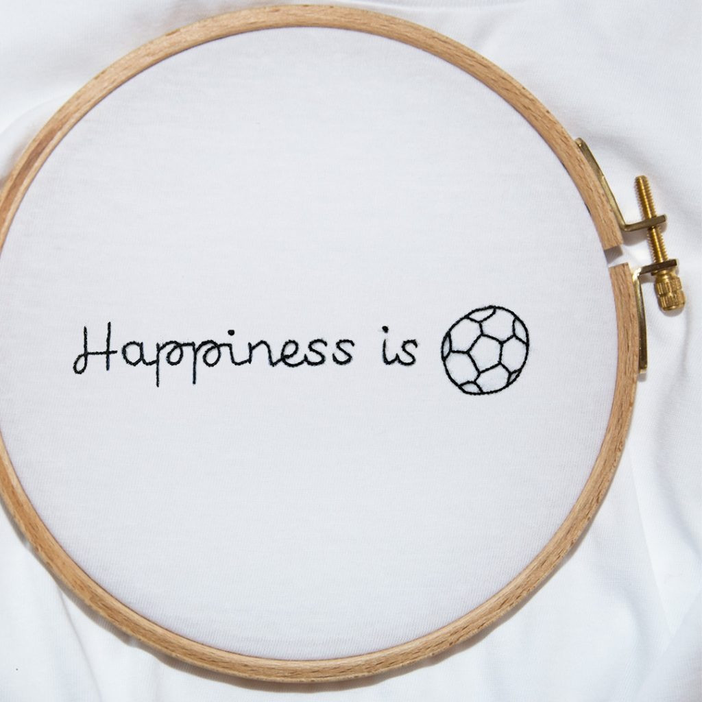 The HAPPINESS IS - Football