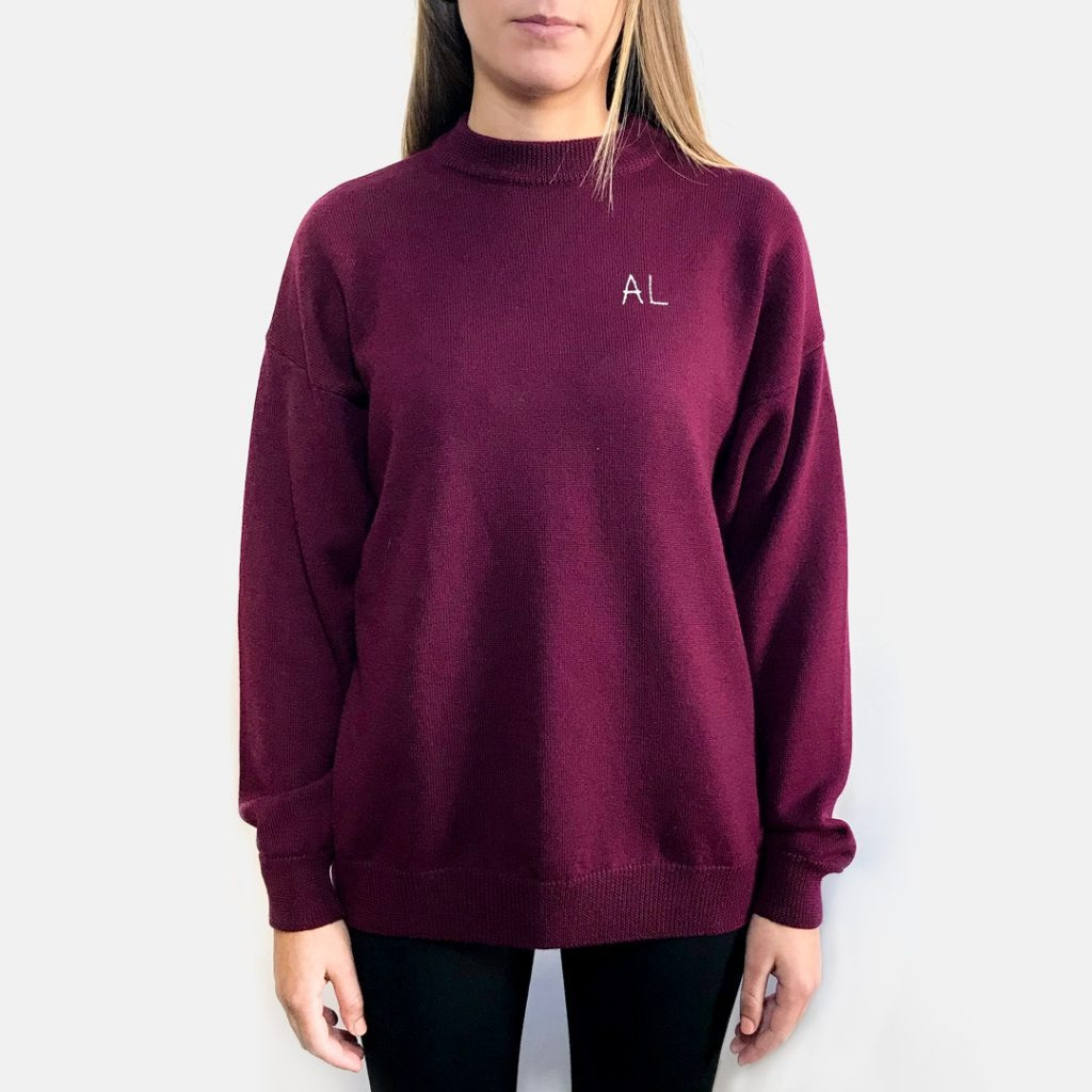 The MONOGRAM Jumper