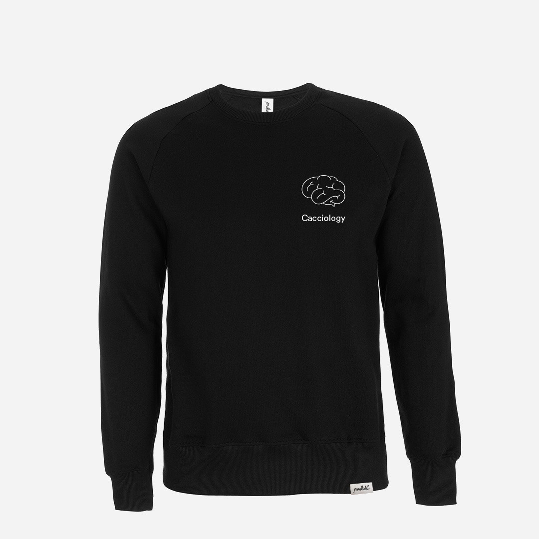 my melidé - The CACCIOLOGY sweatshirt