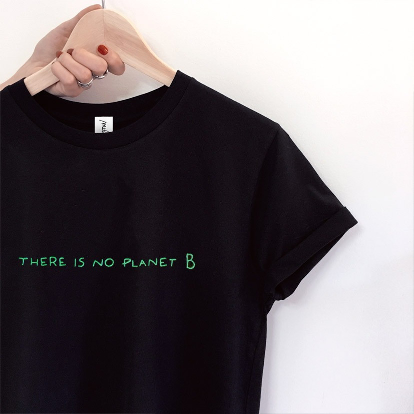 The NO PLANET B Tee
