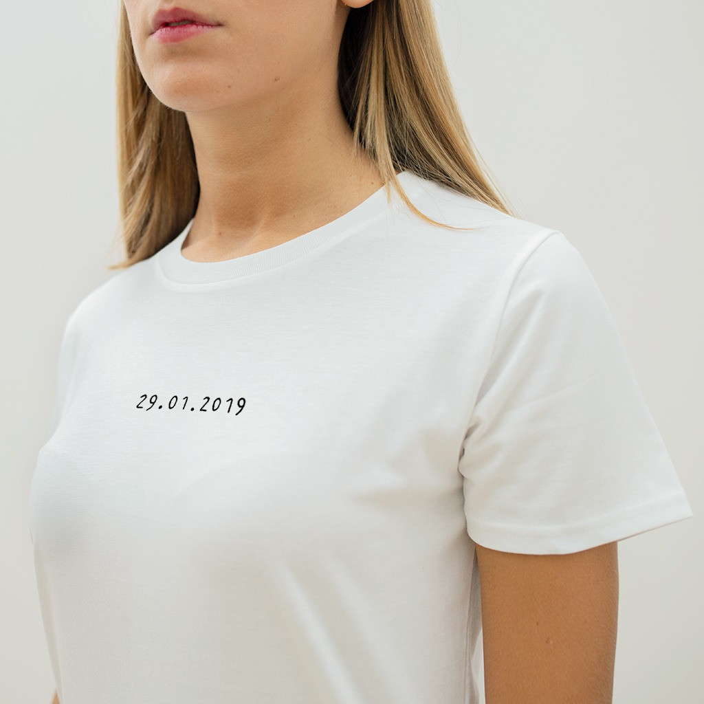 The BEST BEFORE ultimate woman tee