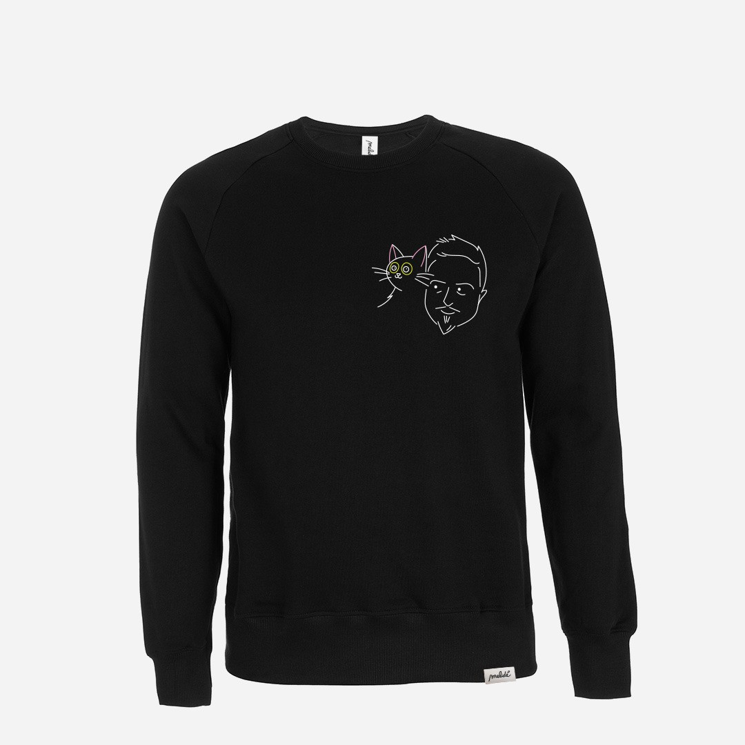 my melidé - The NICOLA E OMBRETTA sweatshirt