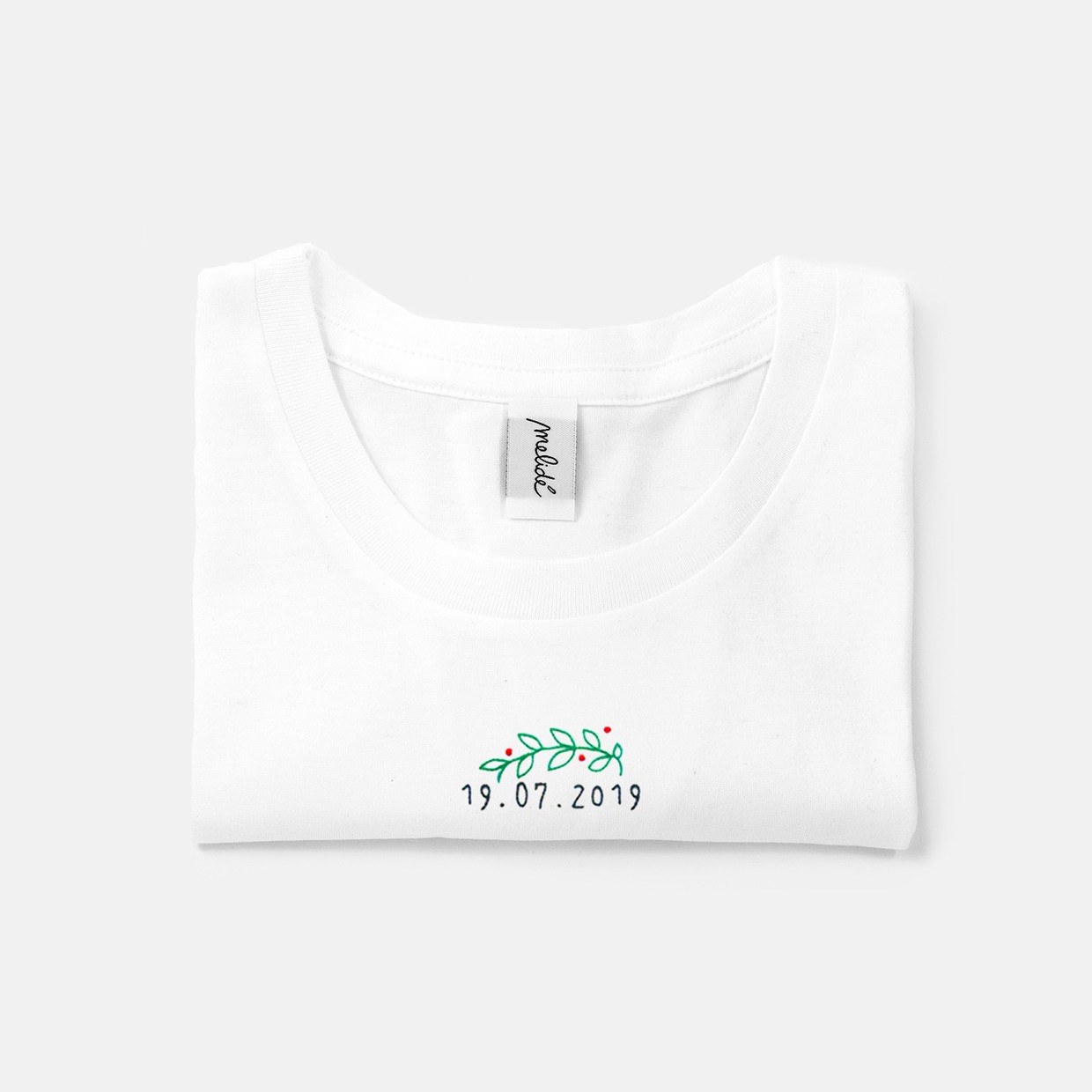 The GRADUATION DAY slim fit tee - crown