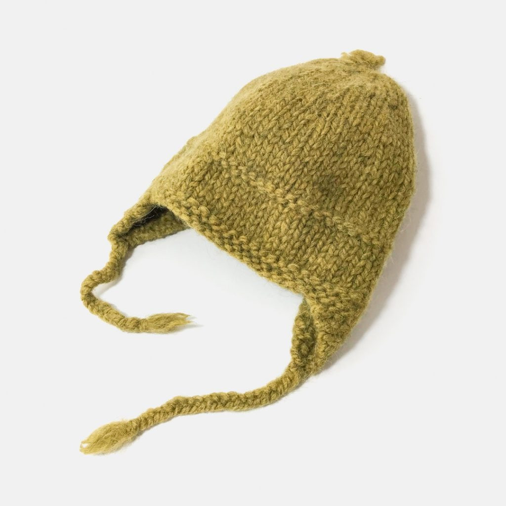 The ULTIMATE hat - mustard