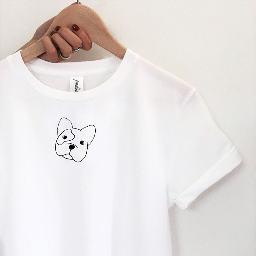 The BULLDOG Tee