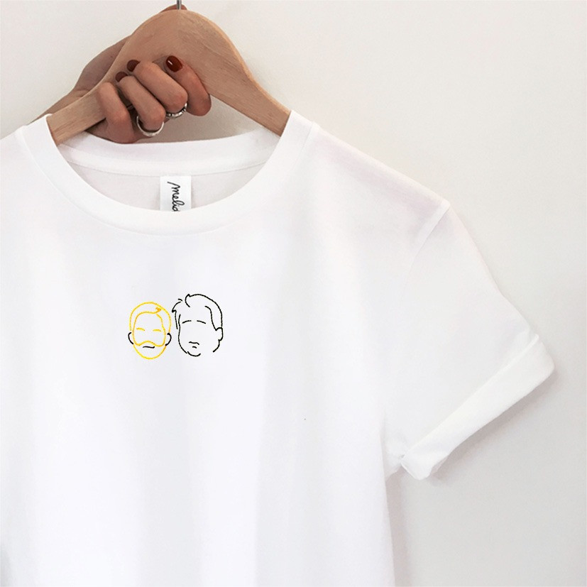The MITCHELL & CAMERON Tee