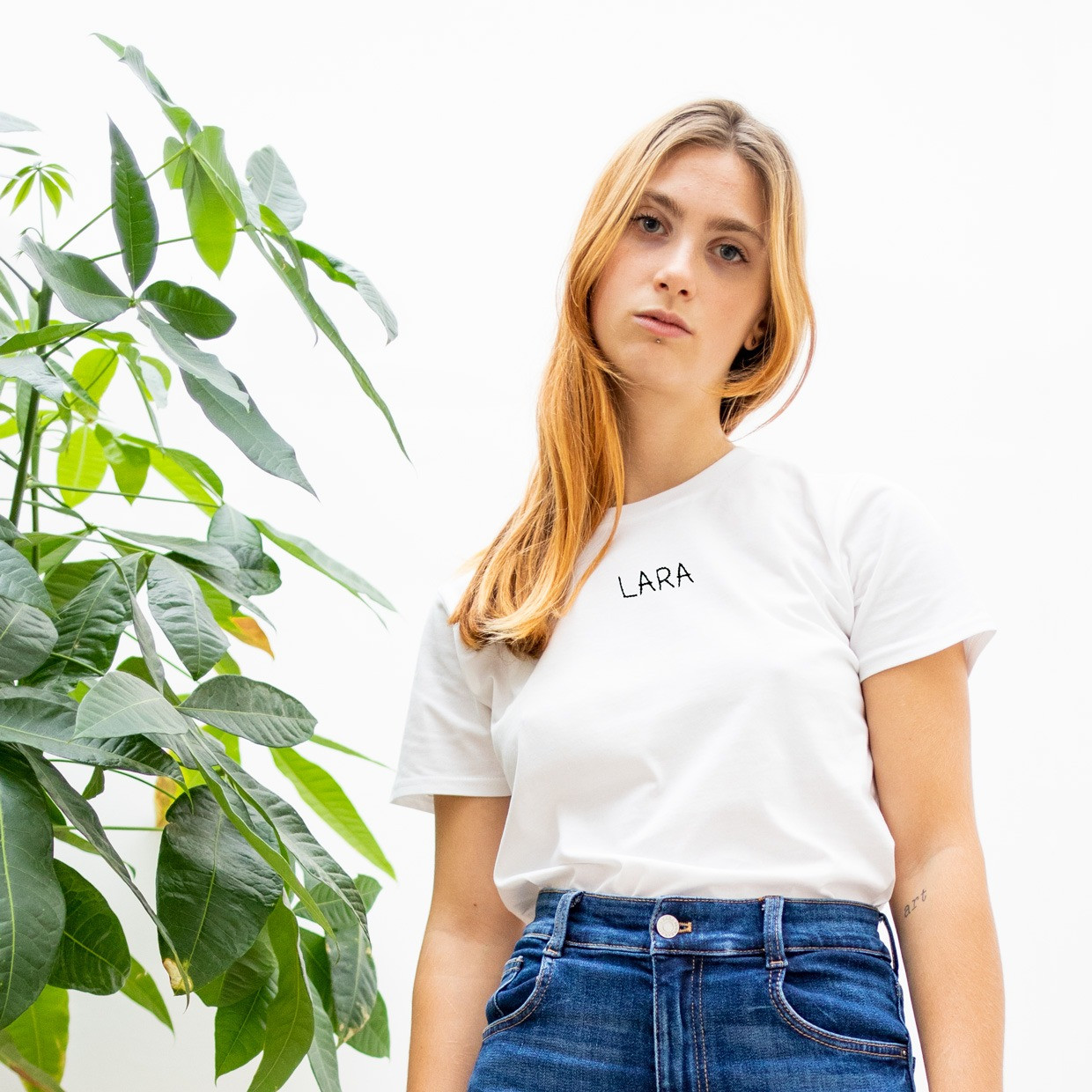The SAY MY NAME ultimate woman tee
