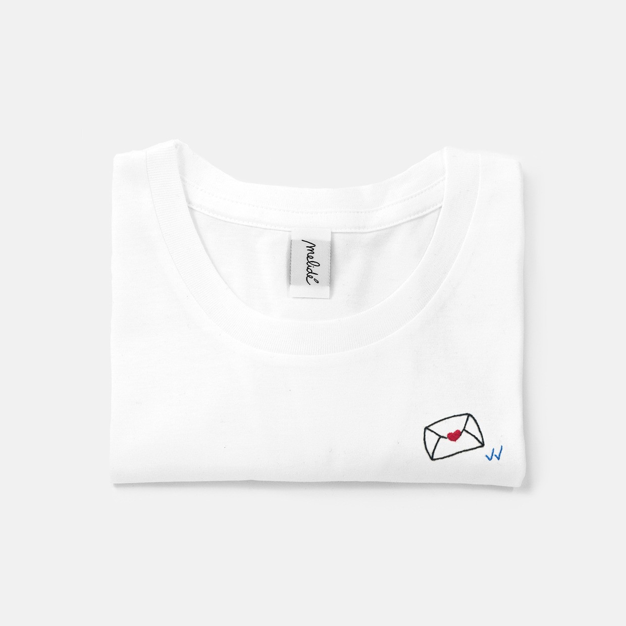The LOVE FROM AFAR slim fit tee