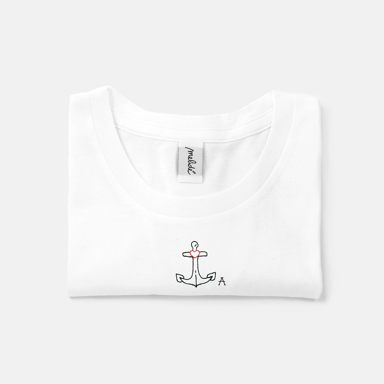 The FOREVER LOVE slim fit tee