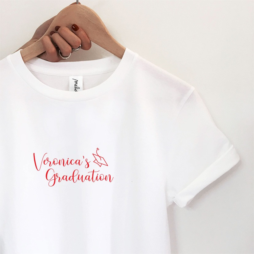 my melidé - The VERONICA'S GRADUATION PARTY ultimate tee