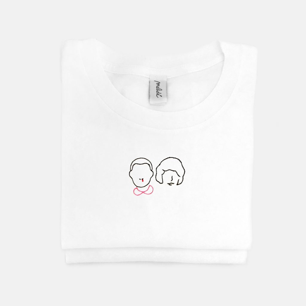 The ELEVEN & MIKE Tees x2
