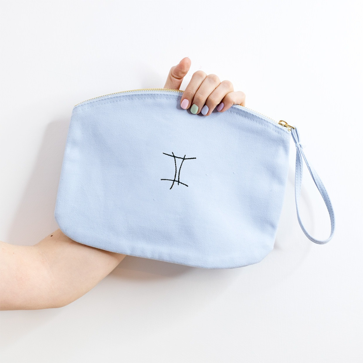 The ZIPPED POUCH L - Gemelli