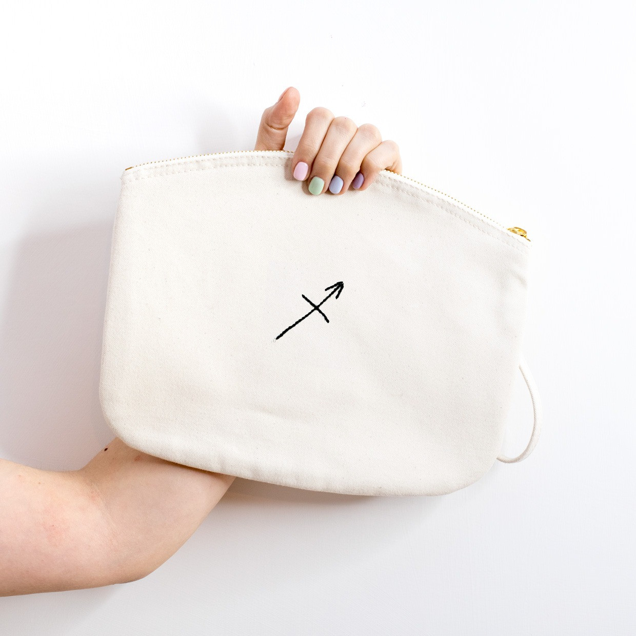 The ZIPPED POUCH L - Sagittario