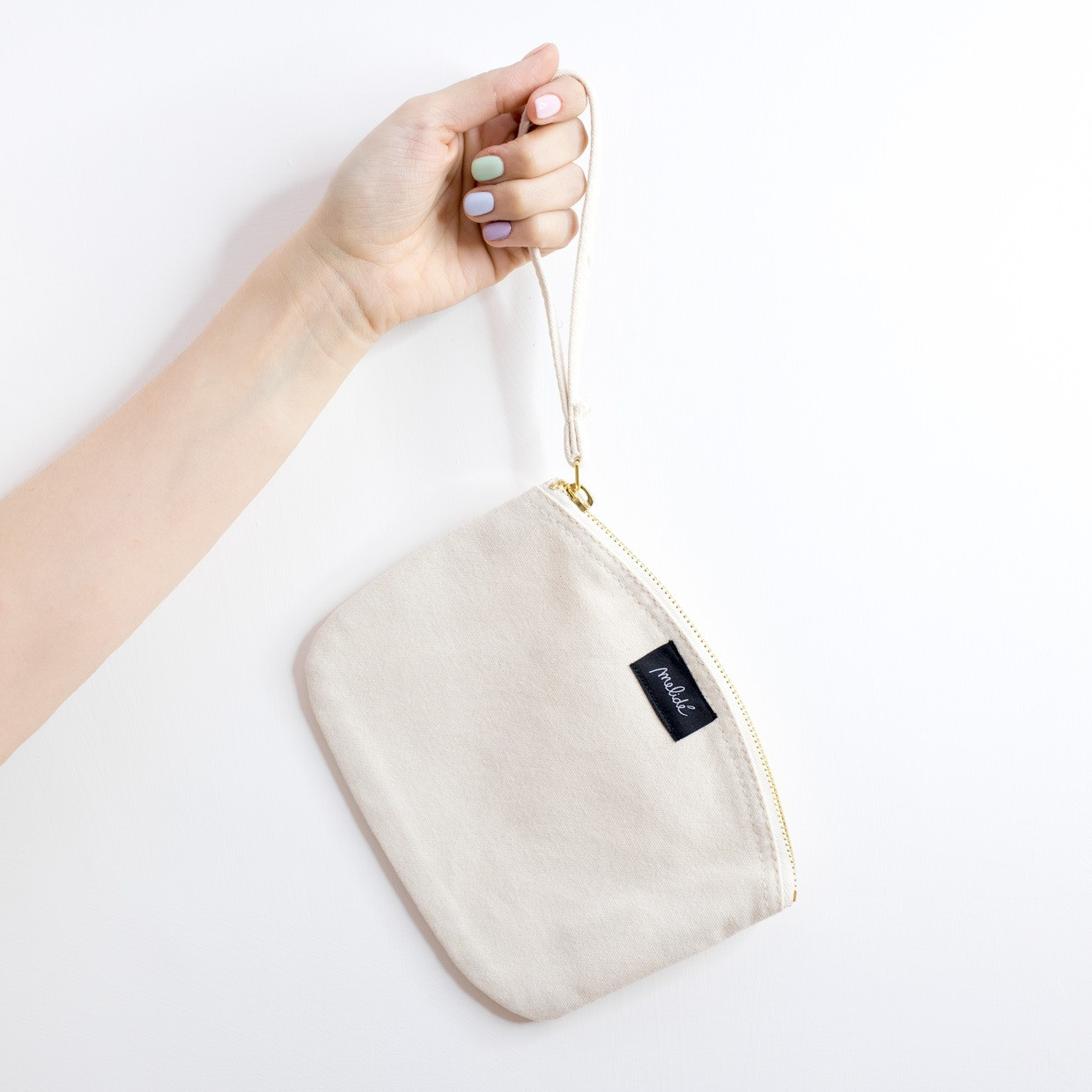 The ZIPPED POUCH M - Acquario