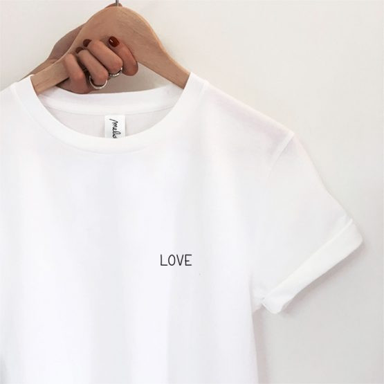 The TRUE LOVE Tees x2