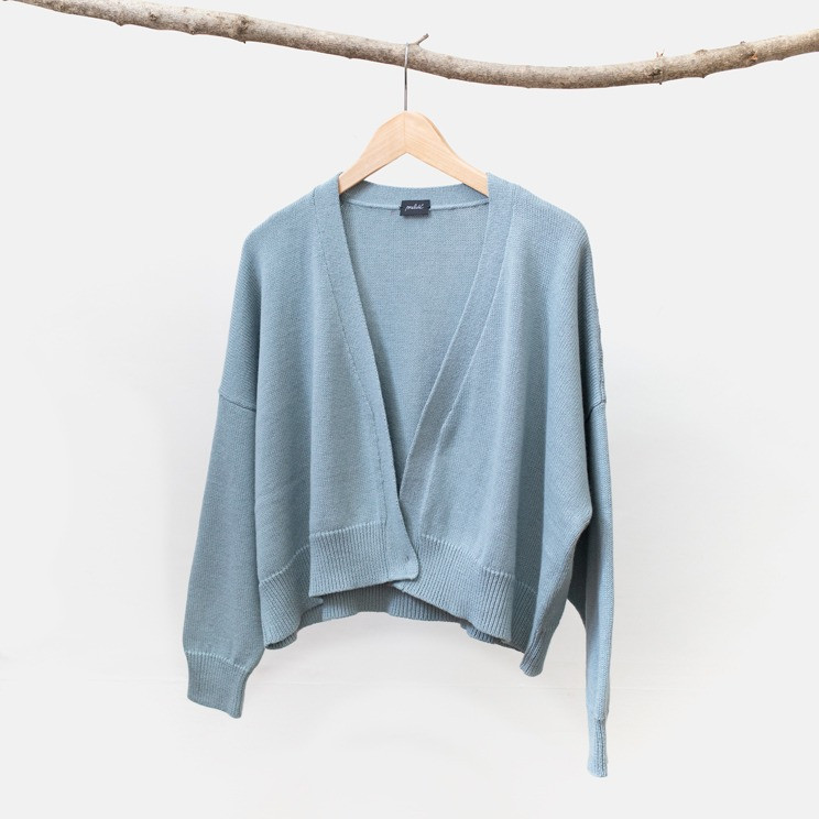The SLOUCHY cardigan - spring edition