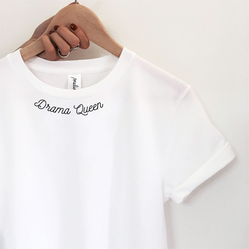 The DRAMA QUEEN Tee