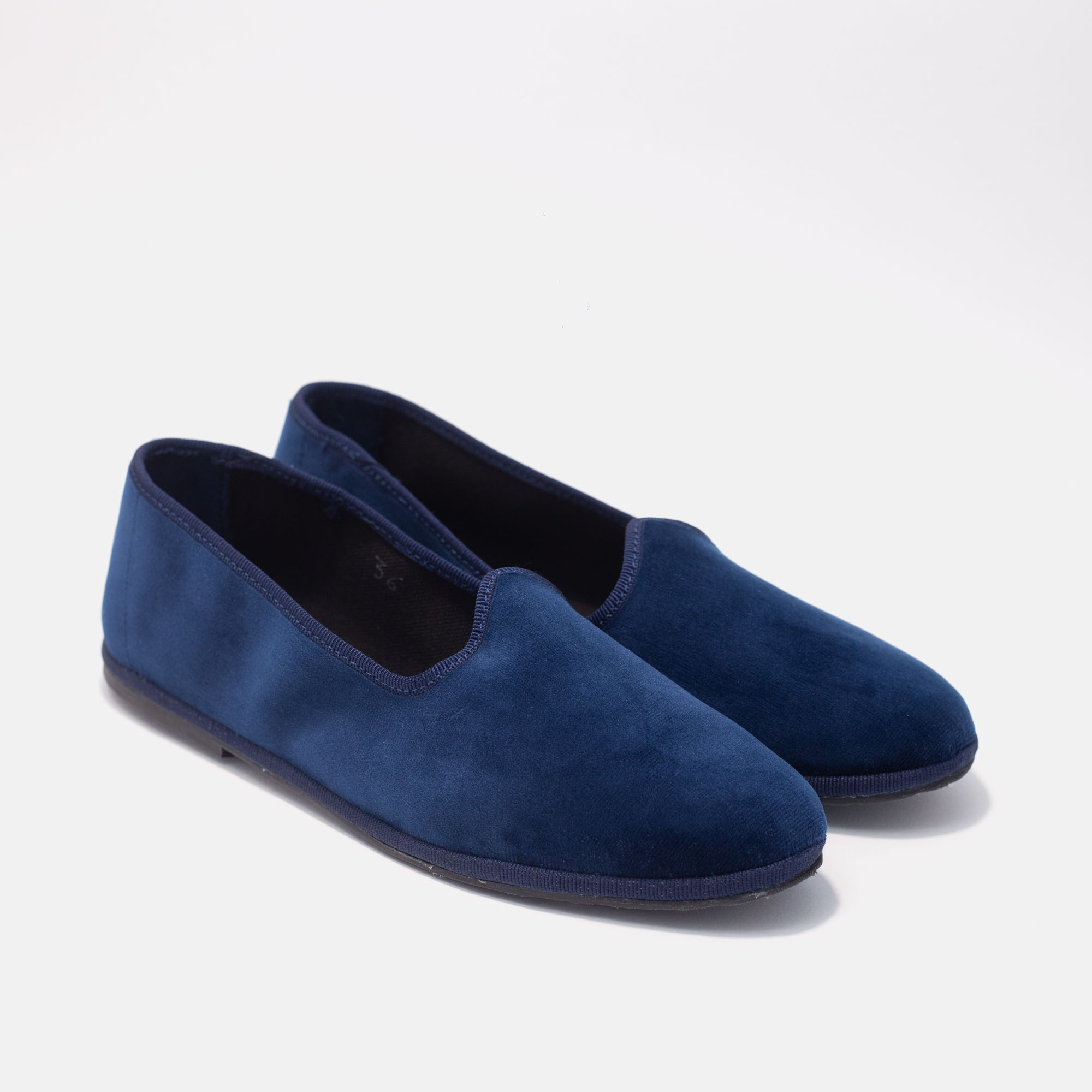 The COSY shoes - blu navy