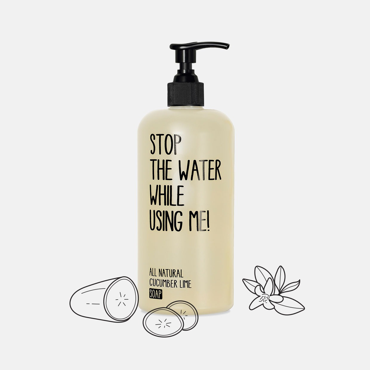 Hand Soap - Cucumber & Lime