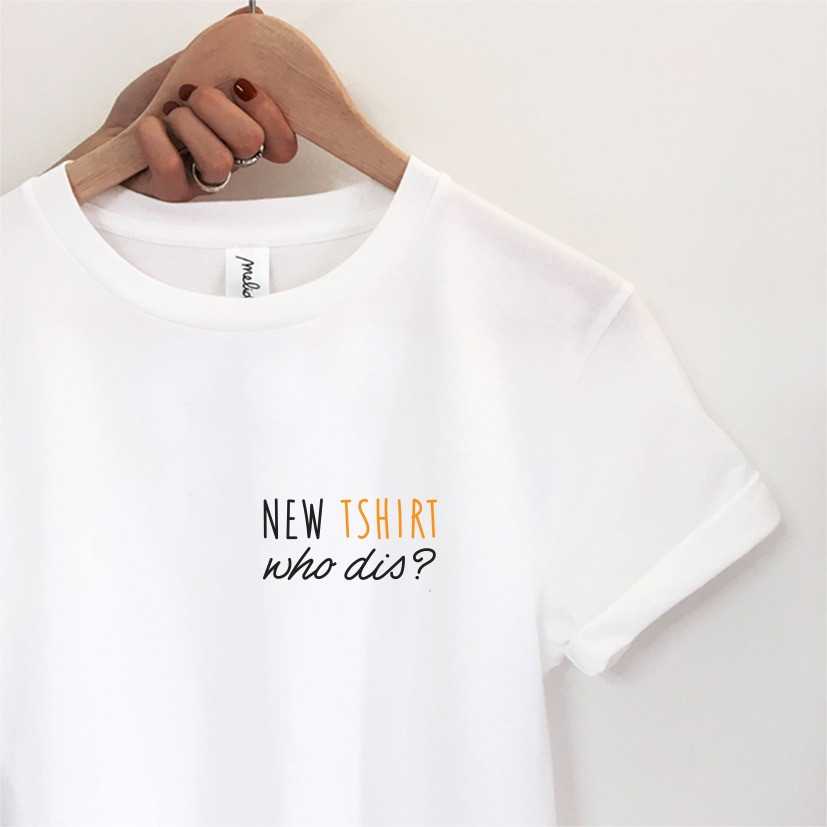 The NEW T-SHIRT Tee