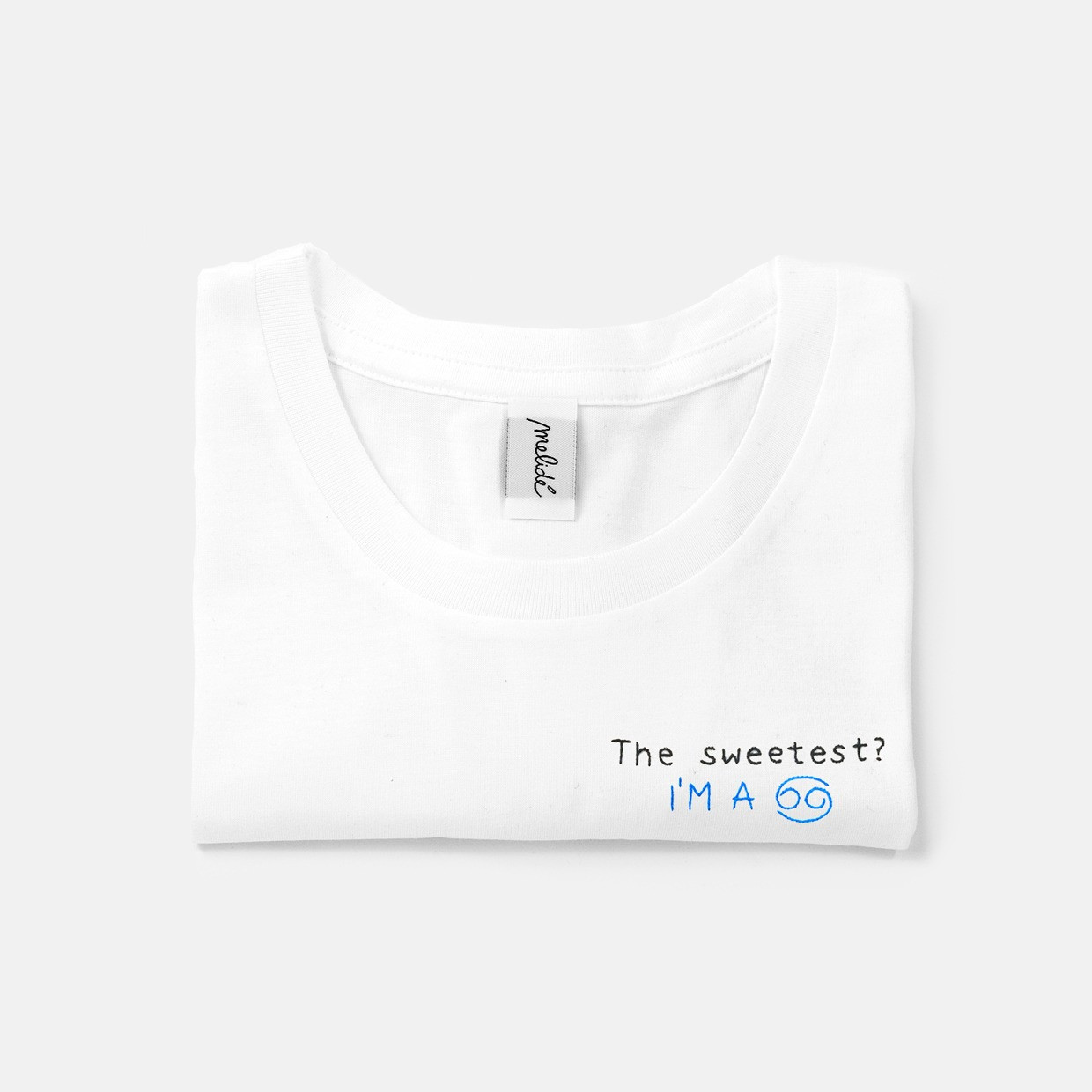The SWEETEST? CANCRO slim fit tee