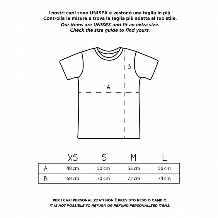 The NOT TOO MUCH collar t-shirt