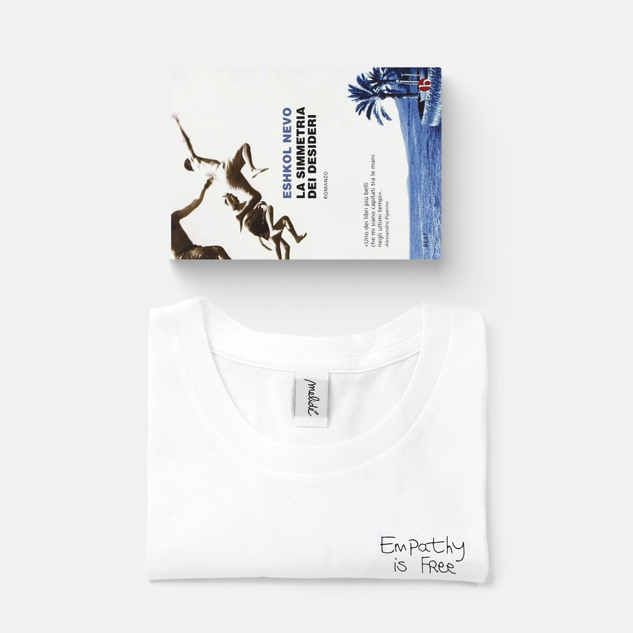 La simmetria dei desideri - slim fit kit