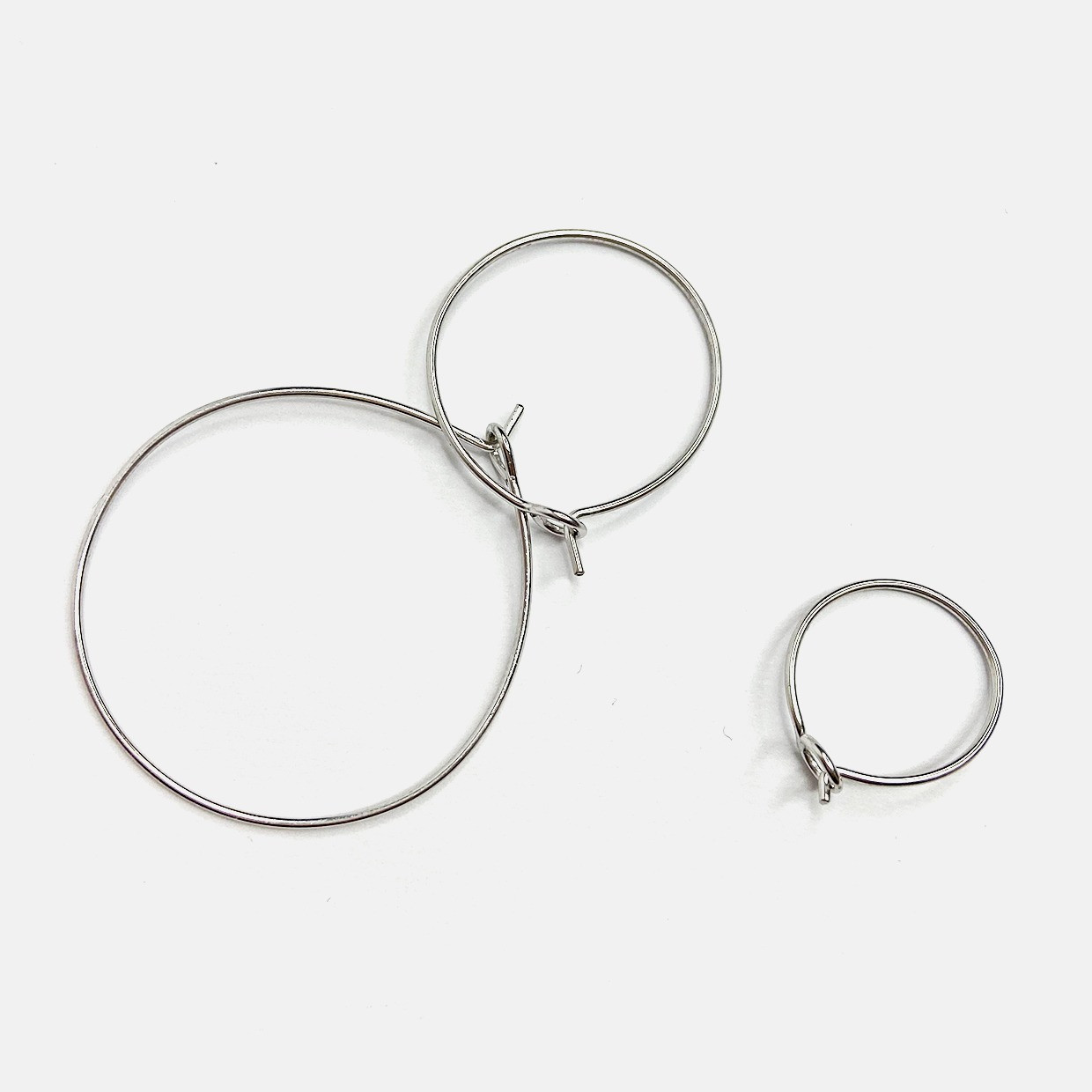The NEVER WITHOUT earring - ARGENTO