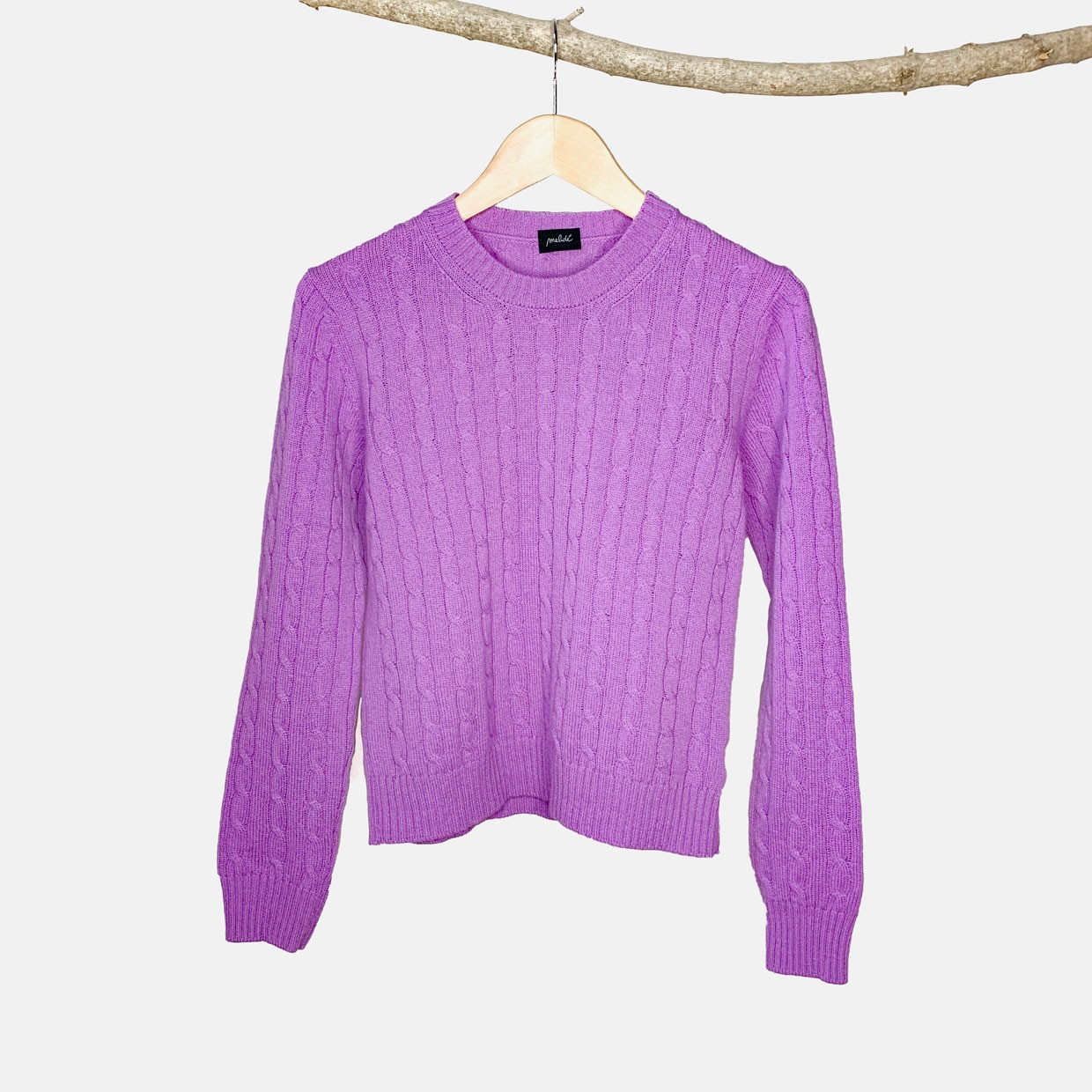 The KEY pullover - ciclamino