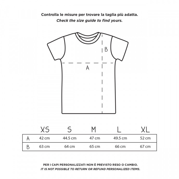 The L'ARCANO SENZA NOME ultimate tee