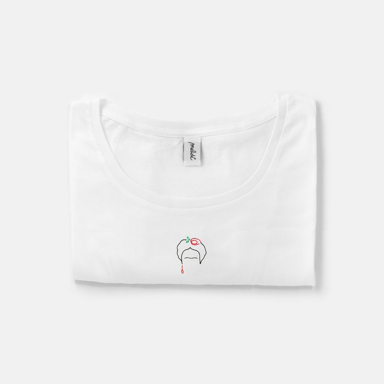 The FRIDA wide neck tee