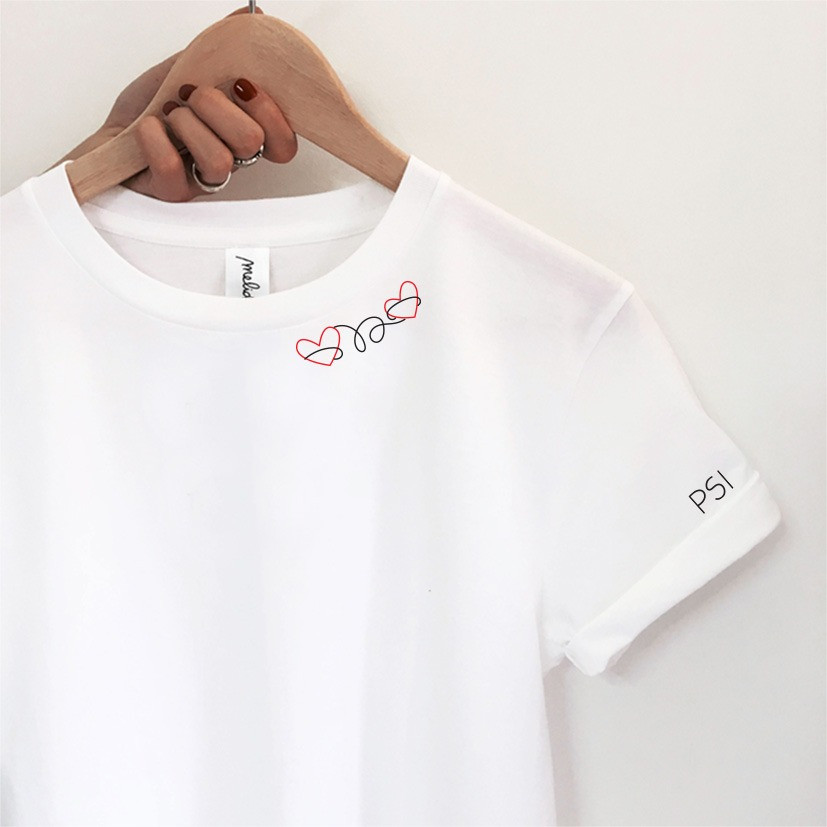 my melidé - The PSI ultimate tee