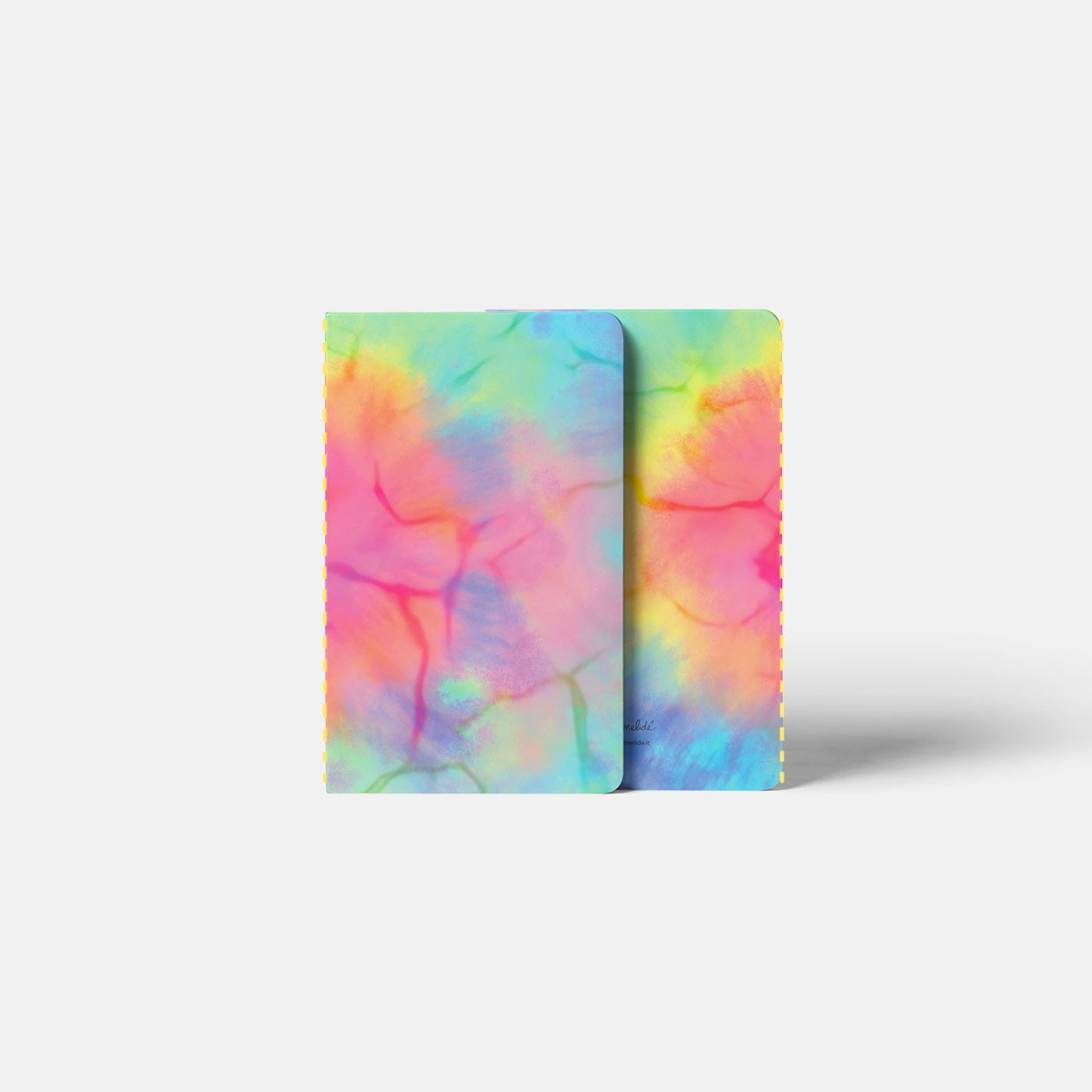 The Tie Dye notebook - 2 taccuini