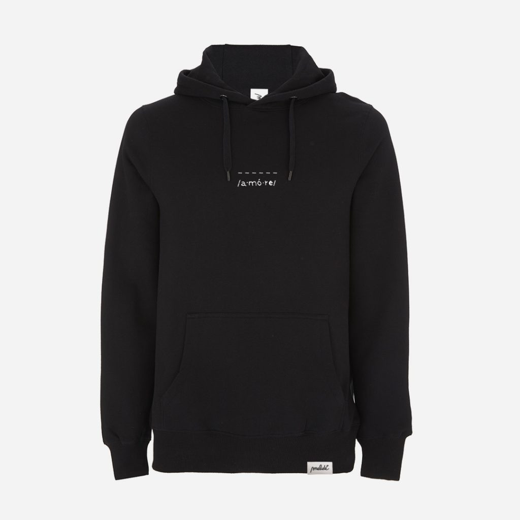 THE PERSONALIZED LOVE HOODIE