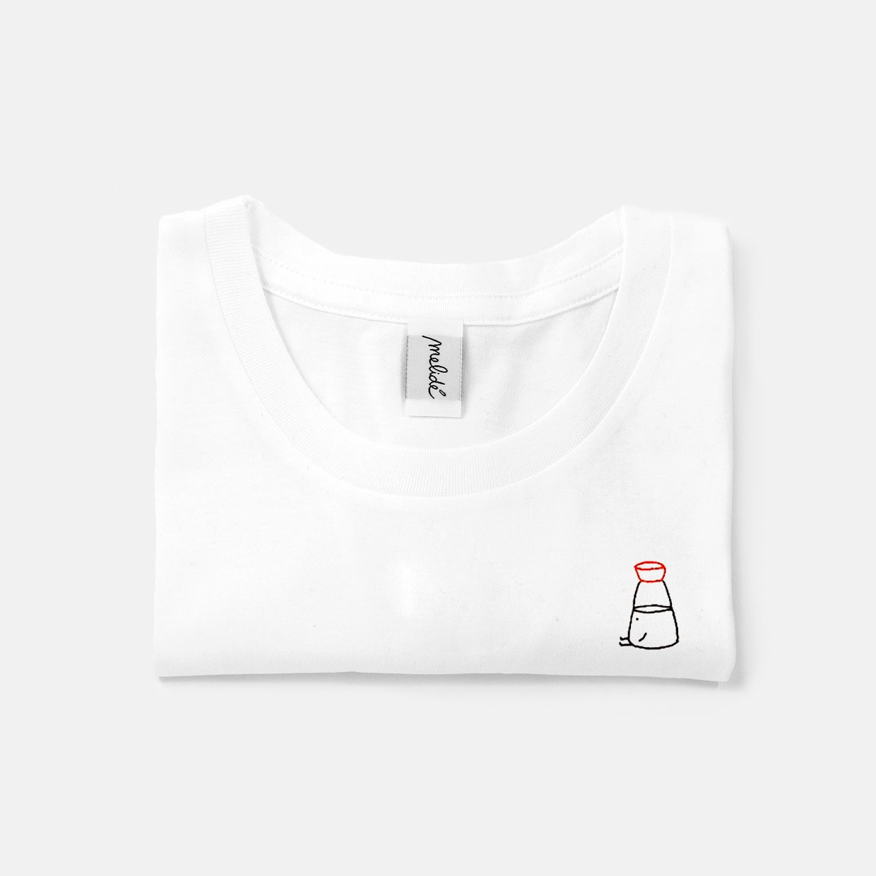 The SOY SAUCE slim fit tee